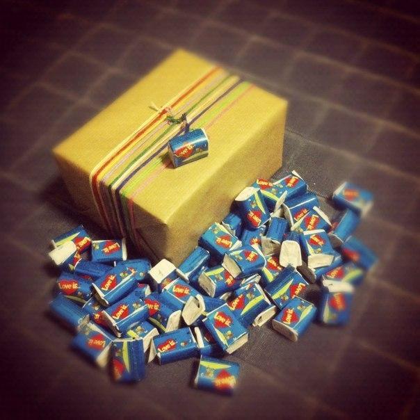 Дарим креативные подарки!
